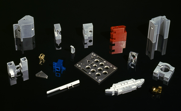 CNC Machining Center Parts
