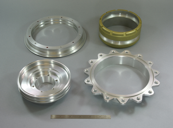 Turned Sample Parts