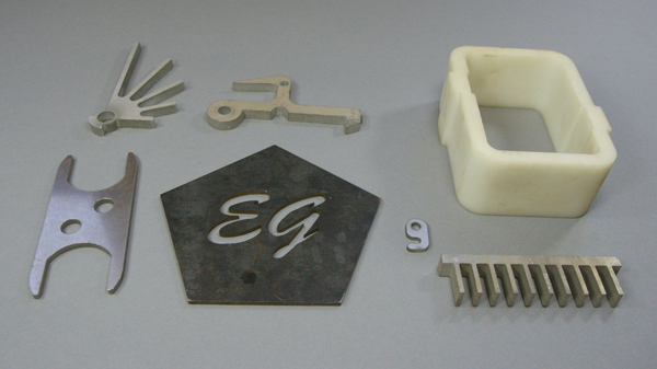 CNC Waterjet Parts